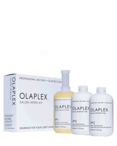 Olaplex Salon Intro Kit, 3x 525 ml.