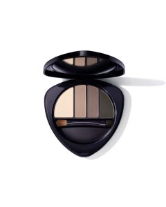 Dr. Hauschka Eye And Brow Palette 01 Stone, 5,3 g.