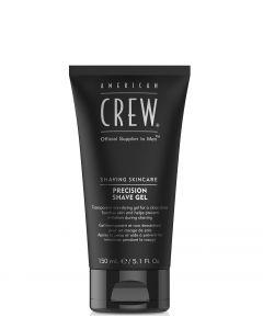 American Crew Shaving Skincare Precision Shave Gel, 150 ml.