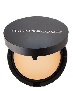 Youngblood Refillable Compact Cream Powder Foundation Honey, 7 g.
