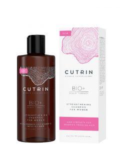 Cutrin Bio+ Strengthening Shampoo for Women, 250 ml.