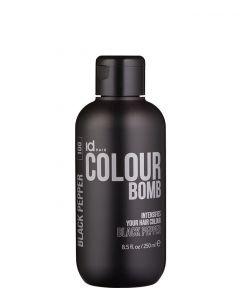 IdHAIR Colour Bomb Black Pepper 100, 250 ml.