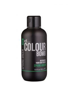 IdHAIR Colour Bomb Spring Green 722, 250 ml.