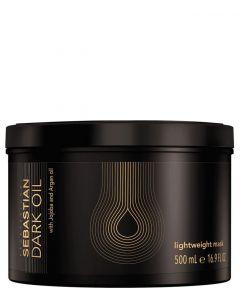 Sebastian Professional Dark Oil Lightweight Mask, 500 ml.