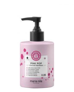 Maria Nila Colour Refresh 0.06 Pink Pop, 300 ml.
