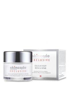 Skincode Cellular Night Refine & Repair
