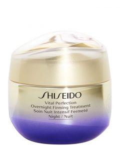 Shiseido Vital Perfection Overnight firming treatment, 50 ml.