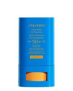 Shiseido Sun Clear stick spf50, 15 ml.