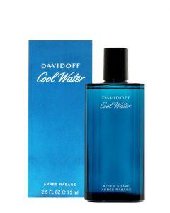 Davidoff Cool Water Man After Shave Splash, 75 ml.
