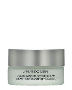 Shiseido Men Moisturizing recovery cream, 50 ml.