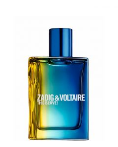 Zadig & Voltaire This Is Love Him EDT, 30 ml.