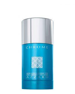 Azzaro Chrome Deodorant Stick, 75 ml.