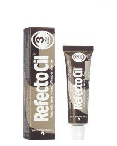 Refectocil 3 Natural Brown, 15 ml.