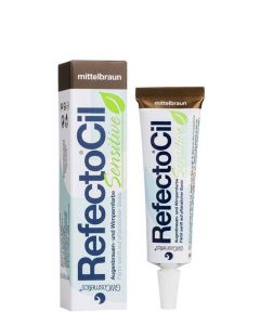 Refectocil Sensitive Medium Brown, 15 ml.