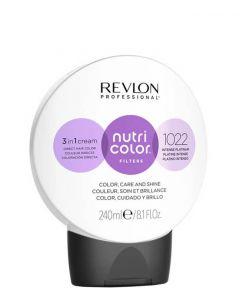 Revlon Nutri Color Filters 1022 Intense Platinum, 240 ml.